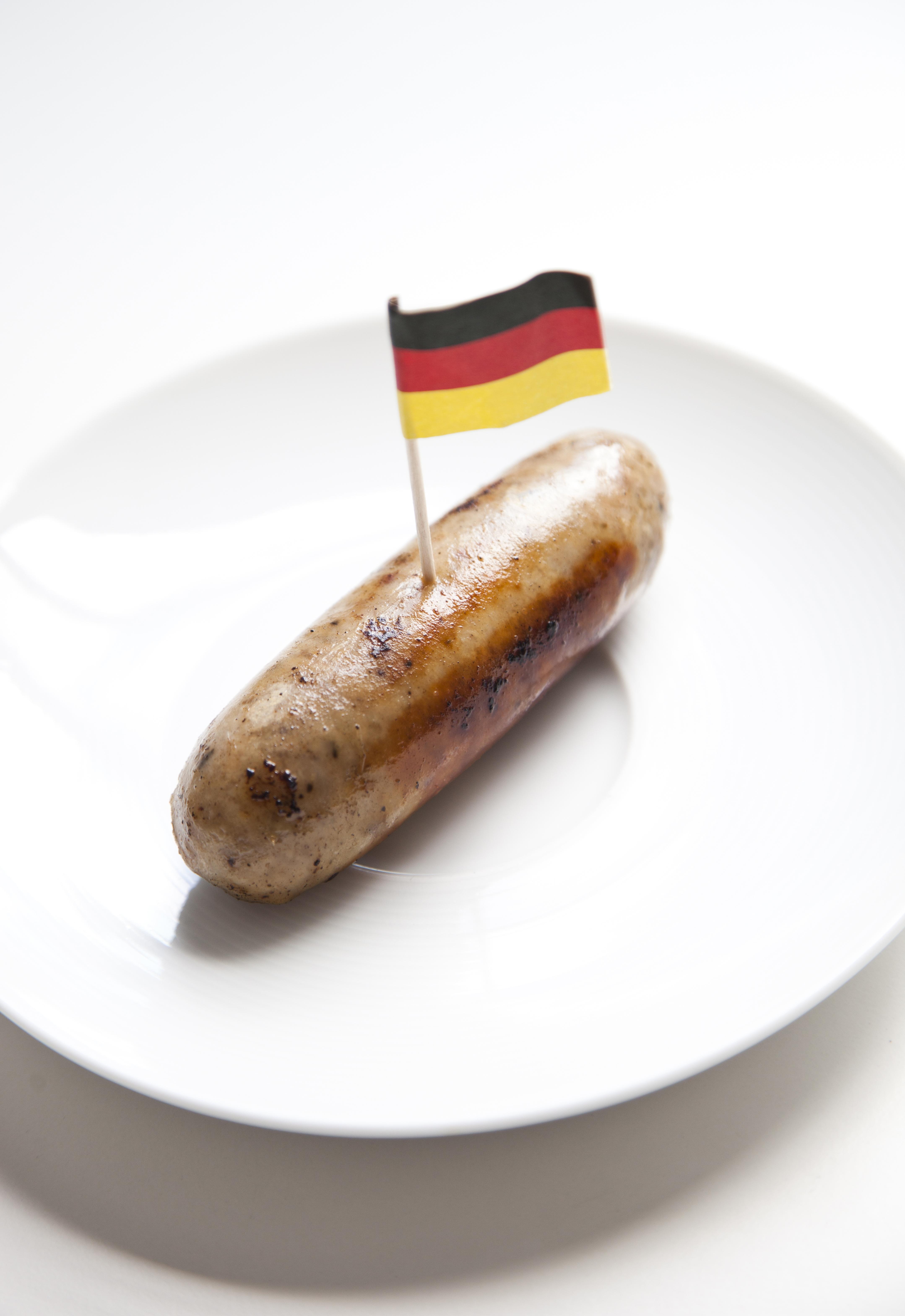 Beliebte Gerichte in Deutschland